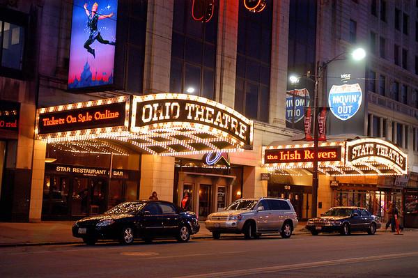 Ohio Theatre Photos by Marc Golub Photography