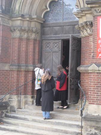 Franklin Circle Church