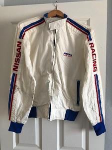1986 Nissan Race Team Jacket