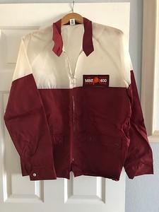 1980 MINT 400 Jacket