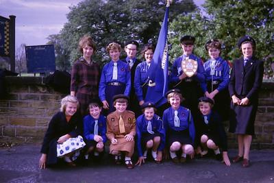 Wingerworth Guides (September 1962)