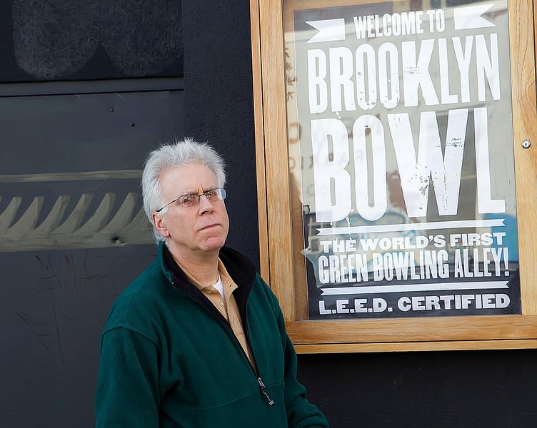 Paul Aaronson -Brooklyn Bowl