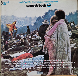 How to buy bands that palyed Woodstock