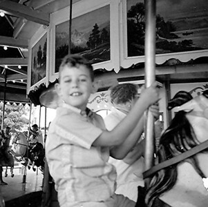 On a Carousel - Age 8