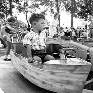 Carnival Ride - Age 3
