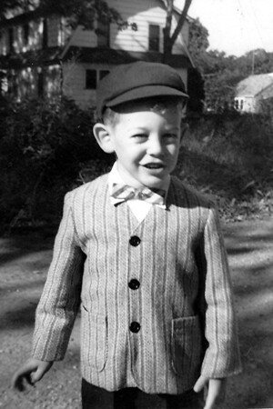 Silly Outfit - About 1959