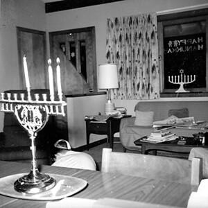 Hanukkah - 1965