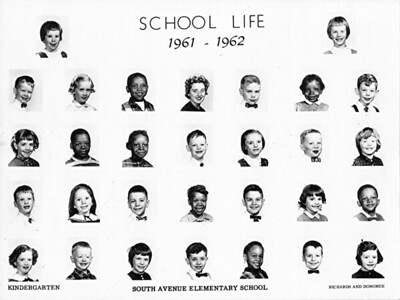 Class Photo - Kindergarten