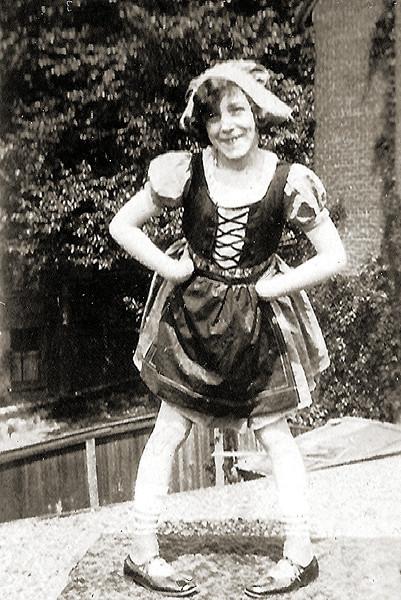 Peasant Costume - 1926