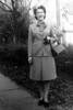 Doris in 1940s Hairdo