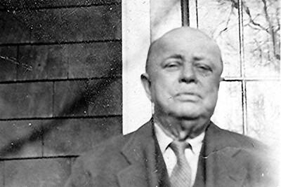 John Feldman (grandfather) in Old Age