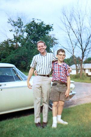 Michael Schifffman and John Feldman - 1967