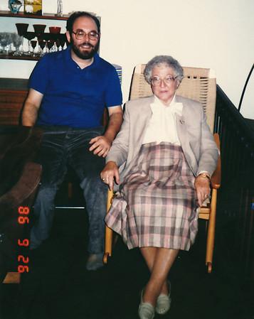 John with Doris, Age 69