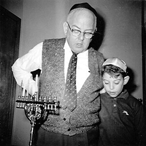 Third Night of Hannukkah - Age 8
