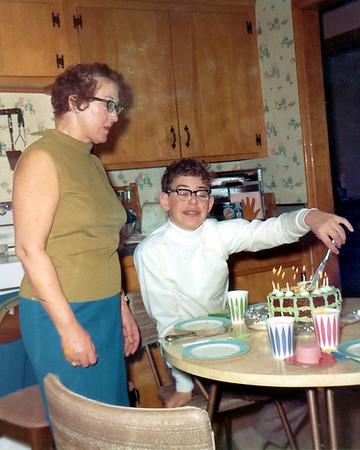 Thirteenth Birthday, 1969