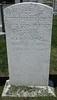 Mary Sobel - Grave