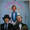 GilesGiles and Fripp - Robert Fripp ore King Crimson -The Cheerful Insanity Of -Deram 1968 - Uk