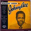 Johnny Ace on The Duke label - Memorial Albaum Duke 1956 USA