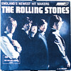 The Rolling Stones-this was the first pressing that included the poster-Englands Newest  hit Makers -Lodon USA 1964