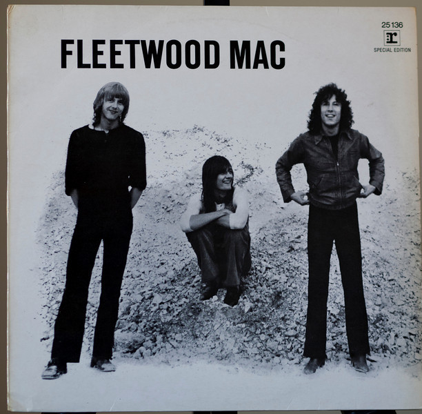 Fleetwood Mac -special edtin only made in the Germany,it was essentialy the Then  play on album Teldek  Germany 1970