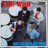 the Who  1st album ,Brunswick Uk 1965