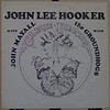 John Lee Hooker , A live album  of John Lee Hooker in the Uk backes by the Groundhogs and John Mayall - Cleve Recors USA 1968