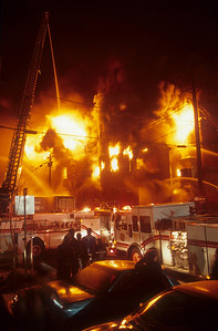 Paterson General Alarm at 50 Govenor Street on 4-25-97.