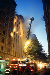 "Brooklyn 18th alarm at the ""Saint George Hotel"" complex on 8-26-95."
