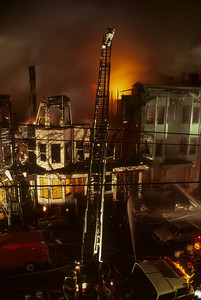 Jersy City 4th alarm at 300 - 308 Palisade Ave. on 3-26-90.