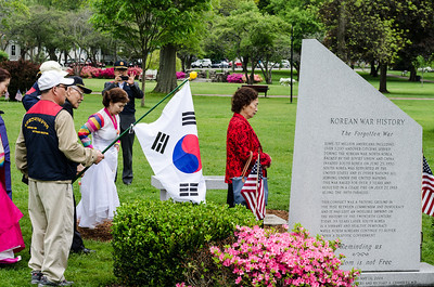 Remembering Korea