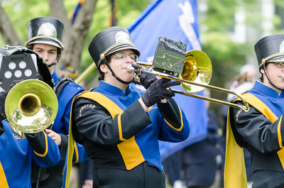 Star-Spangled Banner trombone
