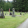 Some very very old grave sites here dating back to the 1800's...