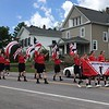 Richard Payerchin - The Morning Journal <br> Members of the Firelands High School Marching Band perform in the Florence Township/Birmingham Memorial Day Parade on May 29, 2017. Hundreds of people across northern Ohio came out to honor Amerca's fallen defenders in community Memorial Day services.