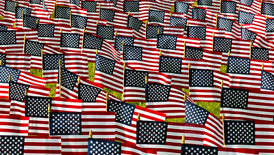 6,000 Flags Memorial Day Observance Baker Creek Community Church_2445