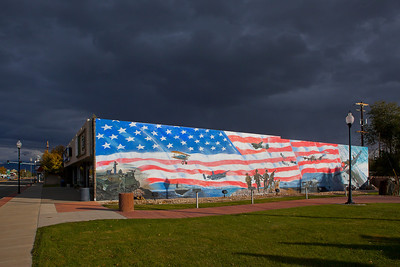 Veterans Memorial Powell WY_6502