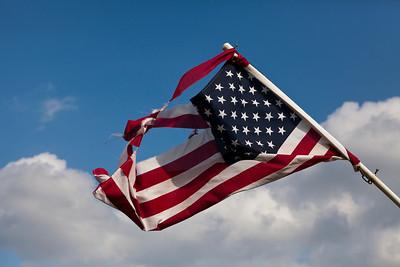 Tattered Flag Hogeye Celeste Cemetary TX_3098