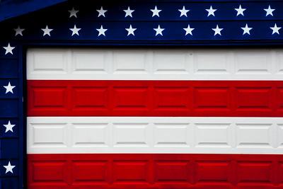 Garage Flag Mural Beloit WI_9290