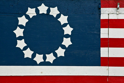 American Flag Fireworks Stand Siletz OR_1791