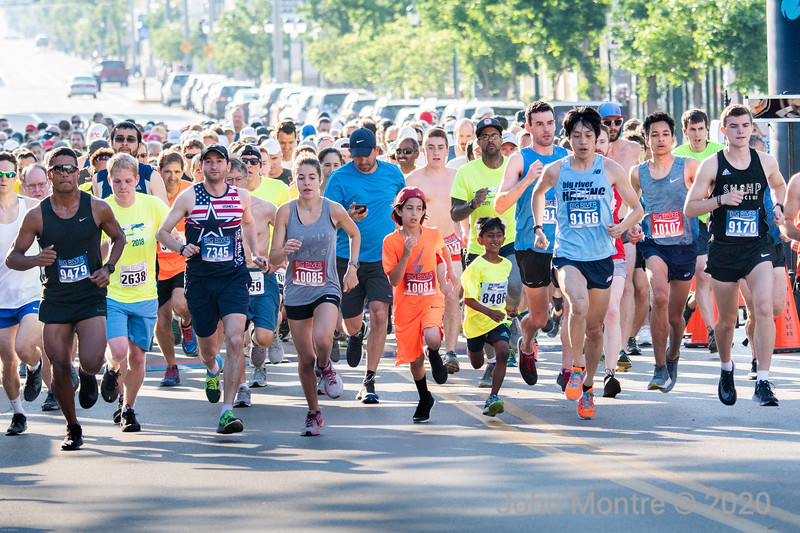 University City Public Library Memorial Day Run 2018