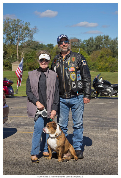 Copyright 2018, Bob & Judie Reynolds, Lake Barrington, IL