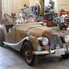 The spiffy Morgan - a British automobile