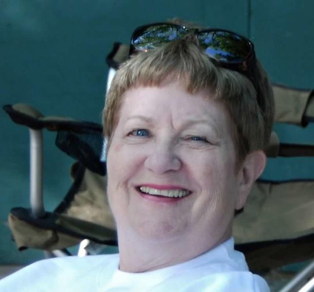 Photos of Judy enjoying the 2008 4-Way Lodge REUNION... having lots of fun!