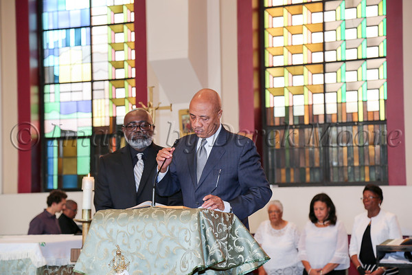 Memorial Service for Honorable Gabriel P. Itoka Sr.