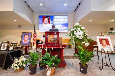 Honoring The Life of Christopher Maurice Hames 5-1-2021 by Jon Strayhorn