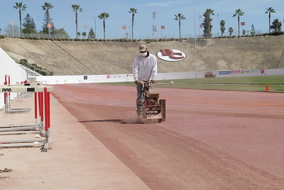 Memorial Stadium Resurfacing Project