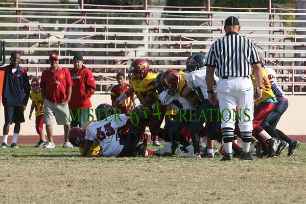 Memorial vs Los Banos November 7, 2009