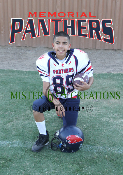 Memorial Youth Football