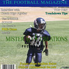 8 X 10 Magazine Cover Action Shot