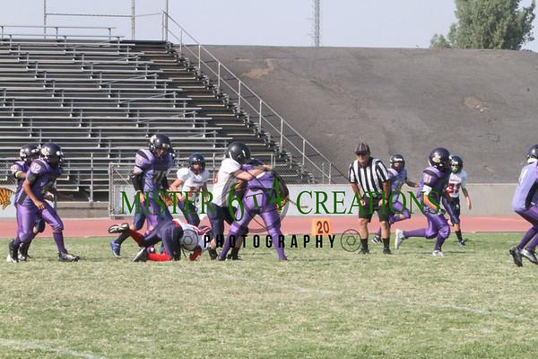 Juniors vs Lemoore Wildcats 0 - 30
