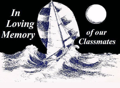 For more information on our deceased classmates, or to add new information, contact: azbeamish@msn.com  Visit this site on YouTube.com;   http://www.youtube.com/watch?v=YFO0JpVxvME
